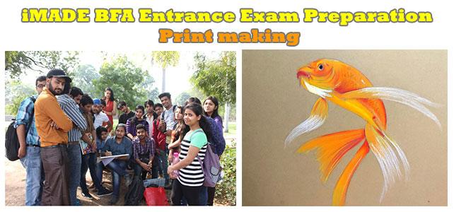 imade-bfa-entrance-exam-preparation-print-making, fine art entrance exam preparation, bfa entrance exam preparation, bfa entrance exam coaching preparation in delhi, fine art entrance exam in delhi